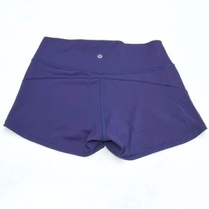 Lululemon Run Shorty Shorts 10